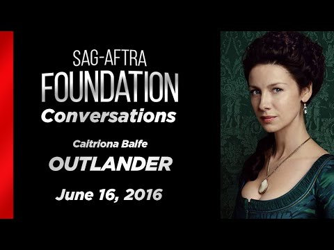 Conversation with Caitriona Balfe of OUTLANDER