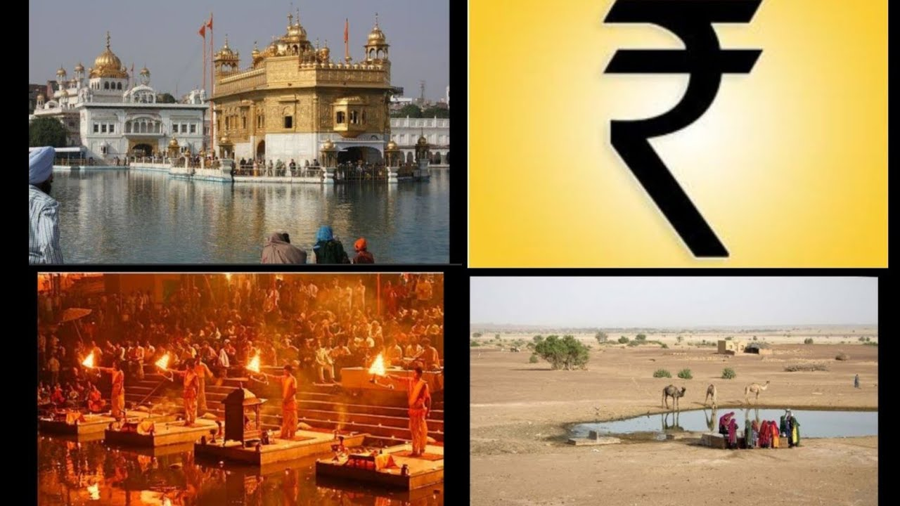 Top 10 information about India.