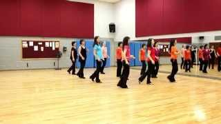 Mind Over Matter - Line Dance (Dance & Teach in English & 中文)