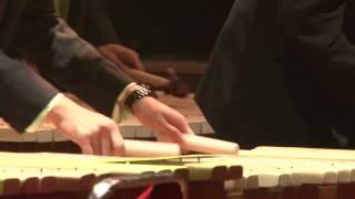 33. Konser GKJ, 25 Pemain Alat Musik Ansambel Kolintang - Mars Minahasa