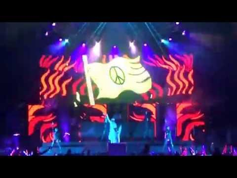 Major Lazer - Live in Israel 13.09.2016 - HD - Part I
