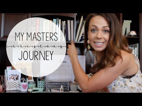 getting my masters in history  {grad school series}