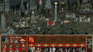 Heroes of Might and Magic III: Necropolis theme by Paul Romero