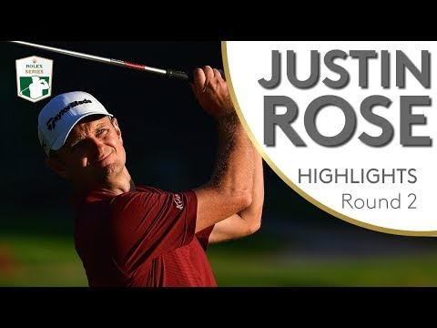 Justin Rose Highlights | Round 2 | 2018 Turkish Airlines Open