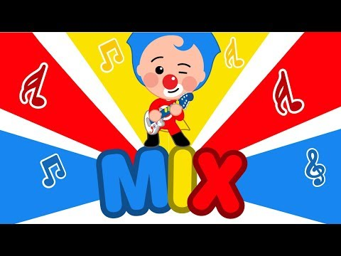 Mix Canciones Infantiles de Primavera - Plim Plim | El Reino Infantil
