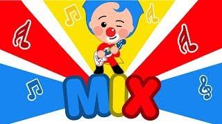 Mix Canciones Infantiles de Primavera - Plim Plim   El Reino Infantil