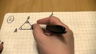 Ершова. Самостоятельная работа по определению подобных треугольников А2