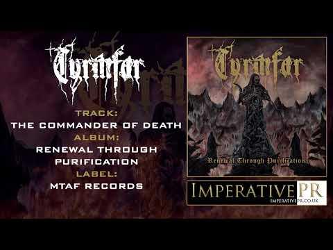 Tyrmfar - The Commander Of Death