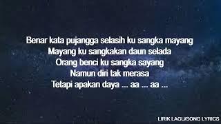 Download SONIA   BENCI KU SANGKA SAYANG Lirik