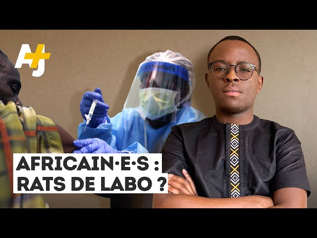 AFRIQUE, COBAYE DE BIG PHARMA ?