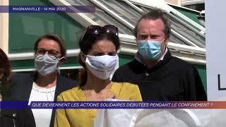 Yvelines | Que deviennent les actions solidaires débutées pendant le confinement ?