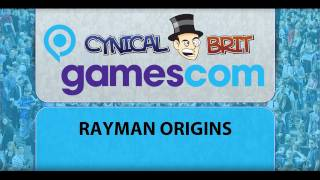 Repeat youtube video Gamescom Coverage : WTF is Rayman Origins?