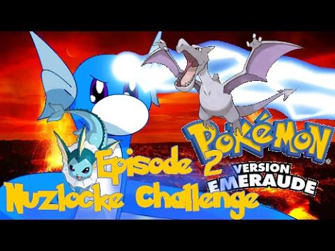 Pokemon emeraude 02 ptera le rejeton de satan - Pokemon ptera ...