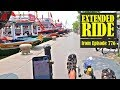 Cycling a recumbent trike into downtown Hoi An | Extended Ride
