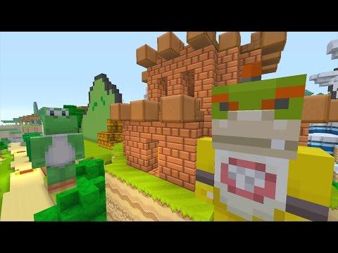 Minecraft Wii U - Super Mario Series - DREAM TEAM [35]