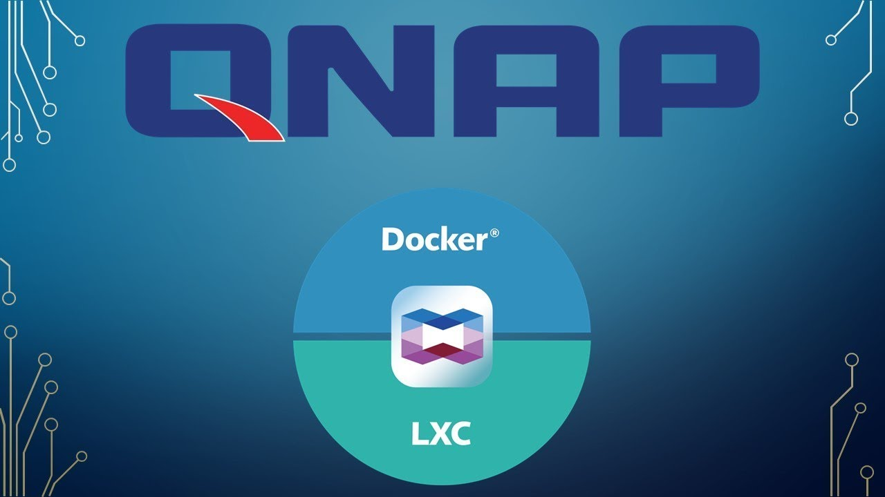 How to Setup a Docker Container on QNAP (Anaconda Data Science Container)