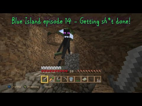 Blue Island episode 14 - Getting sh*t done!