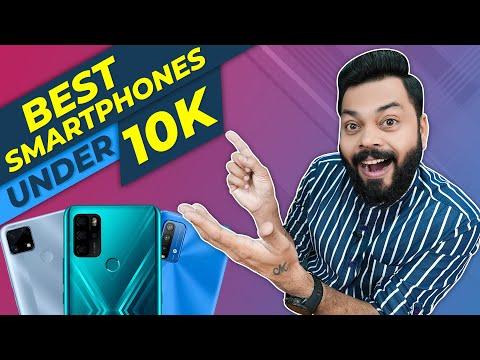 Top 5 Best Mobile Phones Under ₹10000 Budget ⚡ July 2021