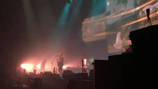 Radiohead - Paranoid Android (Live in Seattle)