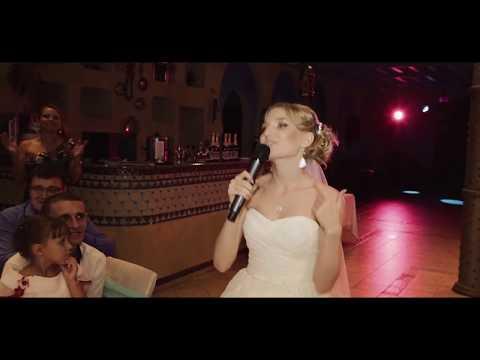 Невеста читает рэп в подарок 58