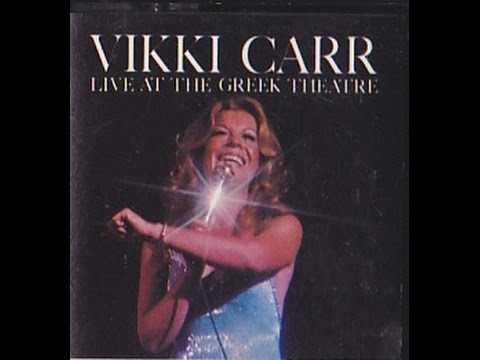 Vikki Carr CHICANO! Live at The Greek Theater 1973 Los Angeles Mexican-American Music
