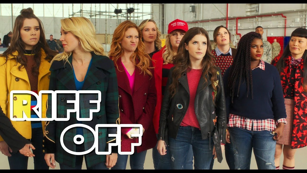 Download PITCH PERFECT 3 - RIFF OFF [Full Scene] HD 1080p