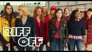 PITCH PERFECT 3 - RIFF OFF [Full Scene] HD 1080p