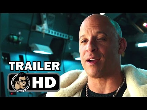 XXX: RETURN OF XANDER CAGE - Official Trailer #2 (2016) Vin Diesel, Donnie Yen Action Movie HD