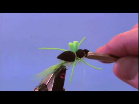 Fly Tying iTV - the Ultimate Sponge Spider - FFOTW.com