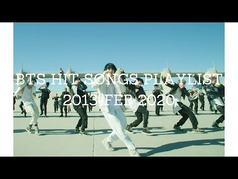 Bts 방탄소년단 Hit Songs Compilation 2013-2020 Make U High And Full Of Energy