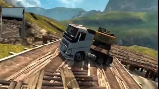 Euro truck simulator 2 dangerous Off Road