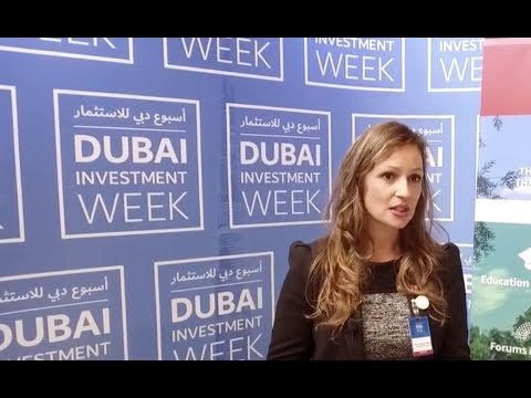 Dubai Investment Week 2017 — Expert Opinion by Dr. Ana Stranjančević
