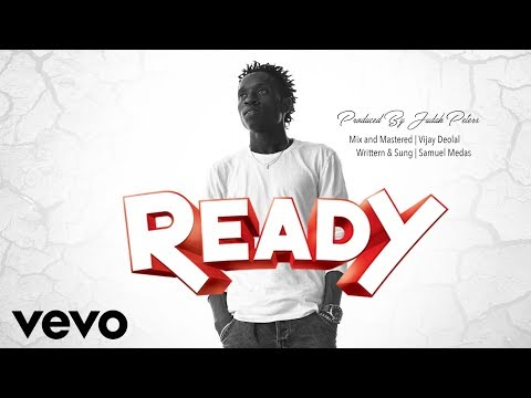 Ready | Samuel Medas (Official Lyric Video)