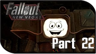 """Fallout: New Vegas Gameplay Part 22 - """"WILD CARD!"""" (Fallout 4 Hype Let's Play!)"""