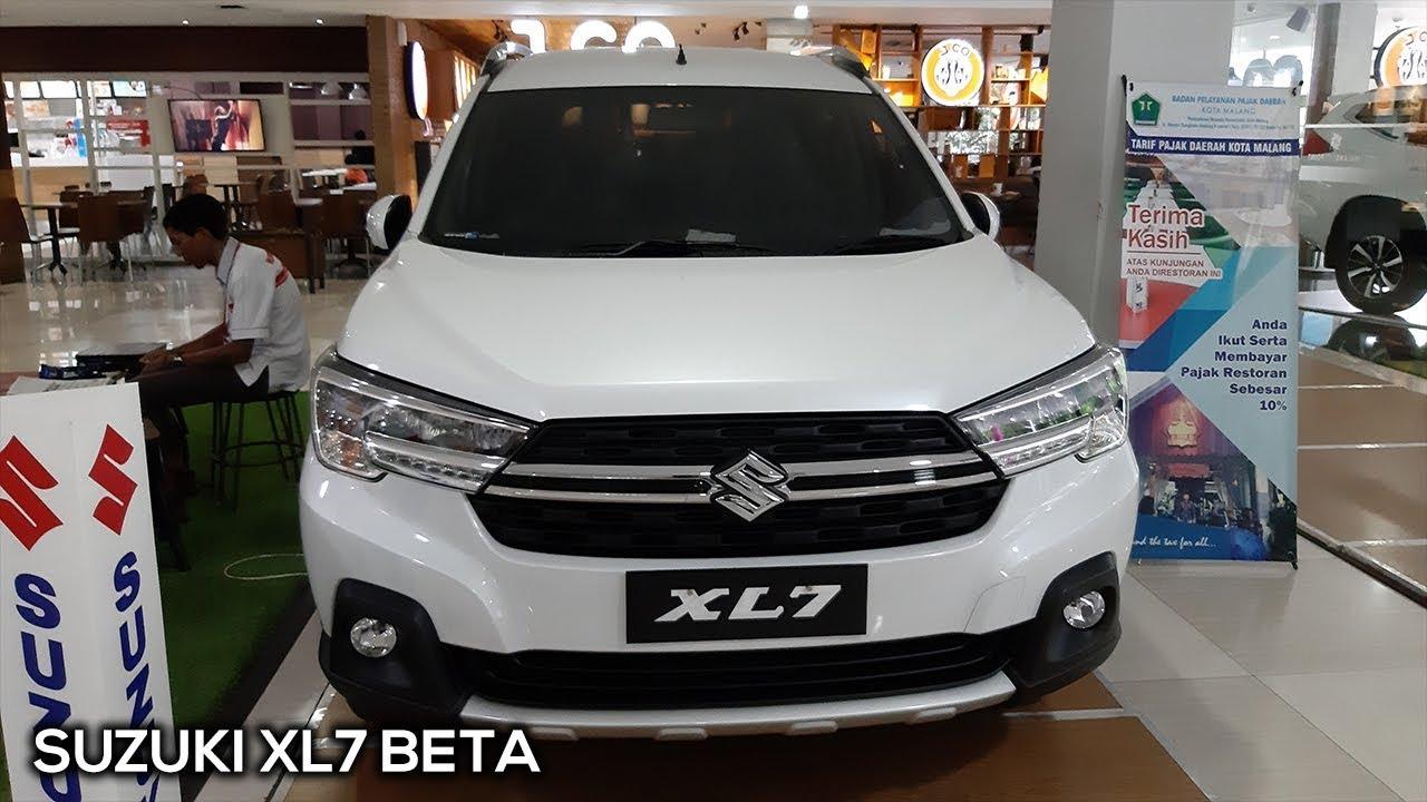Chi tiết xe Suzuki XL7 bản Beta 2020