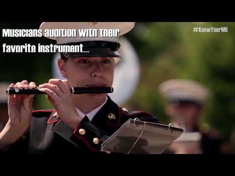 Military Careers: Musicians