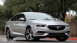 NEW 2018 Buick Regal Sportback First Drive Review