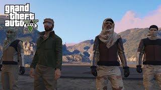 GTA V Online - HUNTING GAME TIJD!