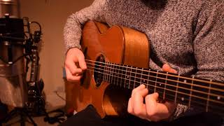FREE TABS - Robert Miles' Children - Acoustic guitar arrangement by Jack Haigh
