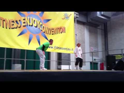 Ivan Robustelli Enjoy Convention