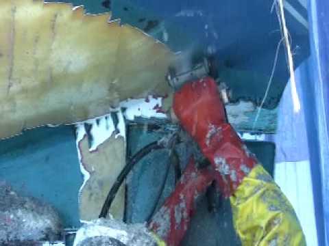 Blister repair san diego youtube for Outboard motor repair san diego