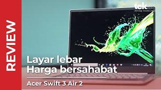 Acer Swift 3 Air 2, harga terjangkau dengan layar QHD