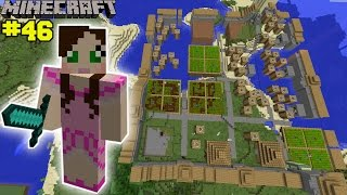 Minecraft: MASSIVE VILLAGE CHALLENGE [EPS7] [46]