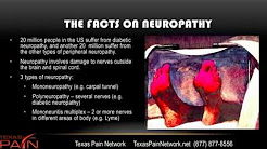 Peripheral & Diabetic Neuropathy Explained by a San Antonio Pain Center