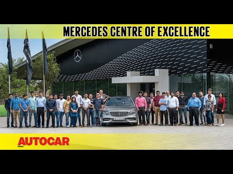 Mercedes-Benz Centre Of Excellence | Sponsored Feature | Autocar India