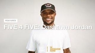 FIVE 4 FIVE: Dashawn Jordan (다…