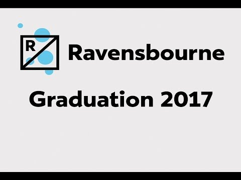 Ravensbourne Graduation 2017, School of Design Event (AM)