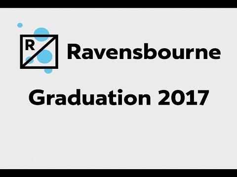 Ravensbourne Graduation 2017, School of Design Event (AM)