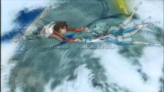 Eureka 7 Opening 4 - US Toonami Version