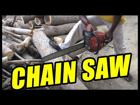 Woodcutter saw machine, Handy woodcutter machine